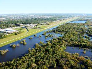 River near Addicks Tx around zip code 77084